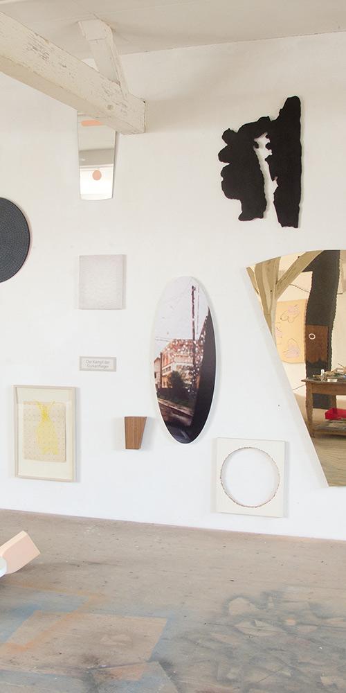 Annekathrin Norrmann, Ateliersituation