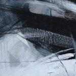 o. T., Öl auf Leinwand, 180 x 120 cm