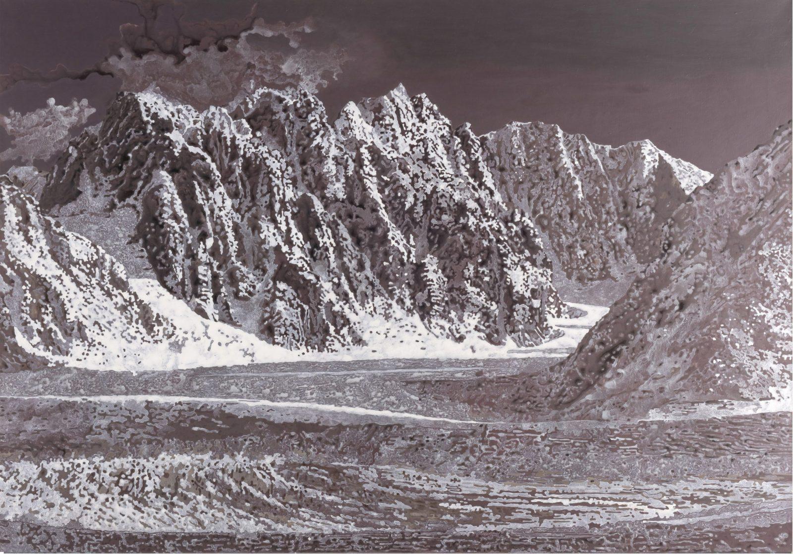 Mane Hellenthal - Gletscher